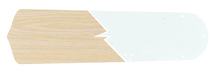 "Craftmade B556S-RWA - 56"" Standard Blades in White Washed/White"