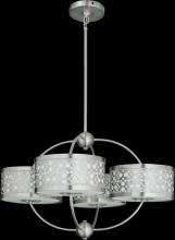 Chandeliers lighting fixtures unique lighting drum shade chandeliers mozeypictures Images