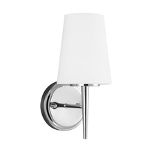 Sea Gull 4140401-05 - One Light Wall / Bath Sconce
