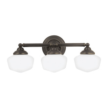 Sea Gull 44438-782 - Three Light Wall / Bath