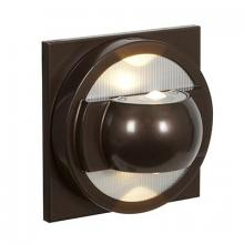 Access 23060MGLED-BRZ - Two Light Brz� Outdoor Wall Light