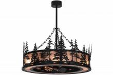 "Meyda Tiffany 154987 - 45""W Tall Pines Chandel-Air"