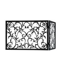 "Meyda Tiffany 97928 - 34""W X 23""H Vine Fireplace Screen"